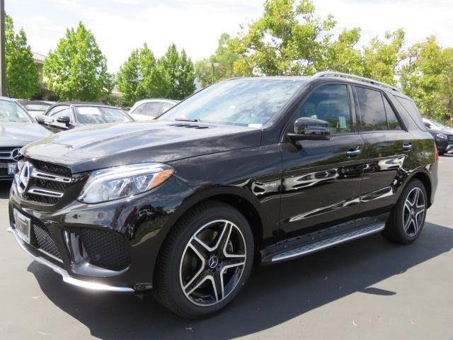 New 2017 Mercedes Benz Gle 43 Amg Suv