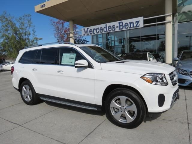 New 2017 mercedes benz gls gls450 sport utility in for Silver star mercedes benz thousand oaks