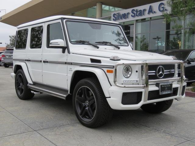 New 2017 mercedes benz g class amg g 63 suv suv in for Mercedes benz g class suv price