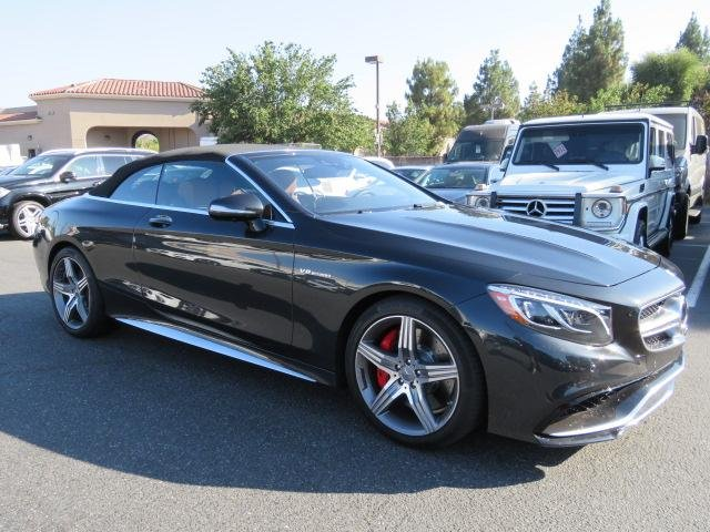 New 2017 mercedes benz s class s 63 amg cabriolet for 2017 mercedes benz s550 lease