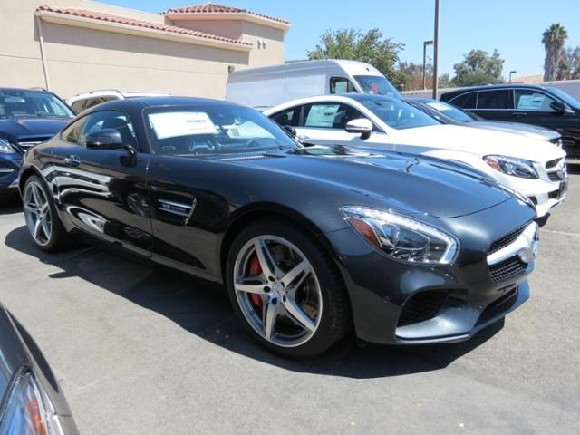 New 2017 mercedes benz gt gt s amg coupe in thousand oaks for 2017 mercedes benz amg gt msrp